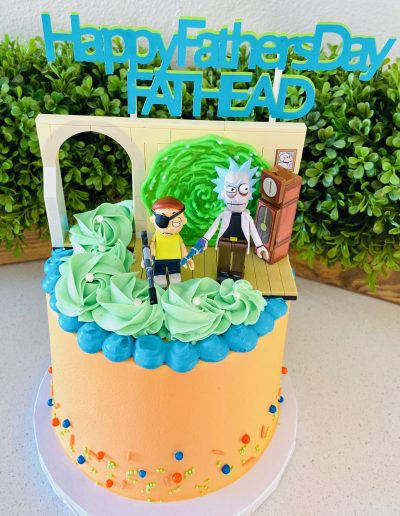 custom Father's Day Cake