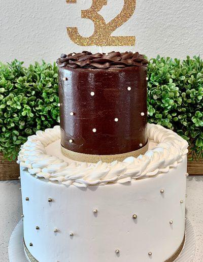 32 tier cake