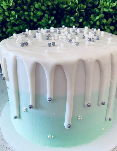 Mother's Day custom cake