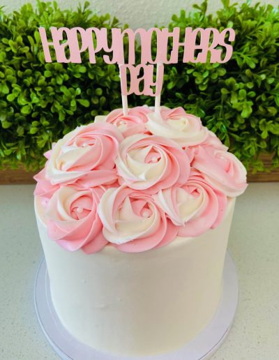 Mother's day specialty cake