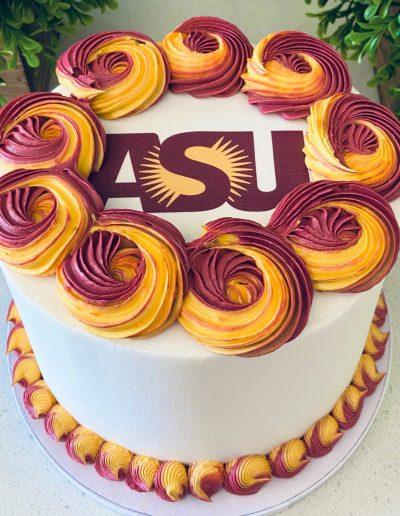 Graduation Cake ASU