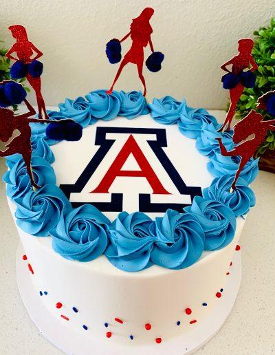 Graduation Cake UofA