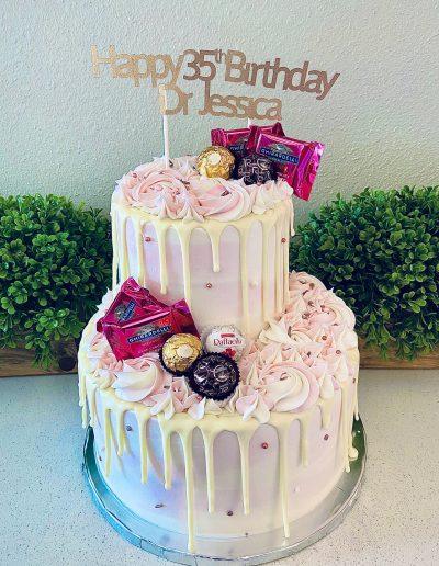 birthday cake phoenix