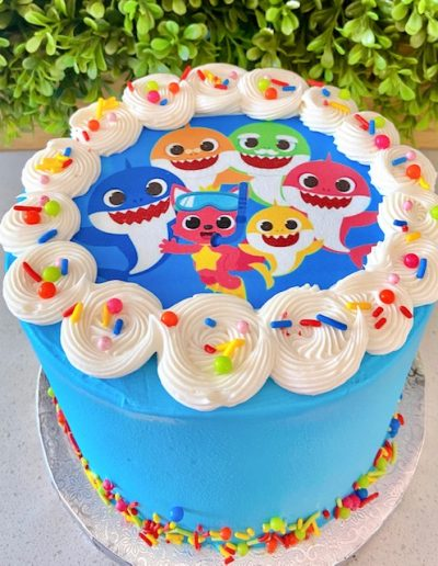 Character Cake Collection