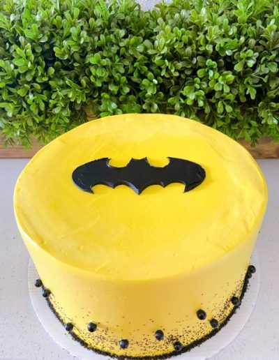 Batman Character Cake Collection