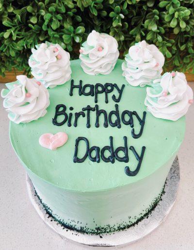 happy birthday daddy cake
