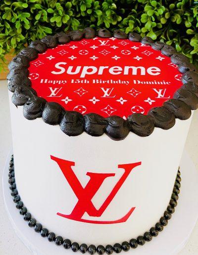Luxury smallcake