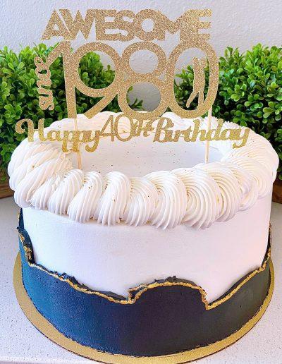 1980 happy 40th birthday