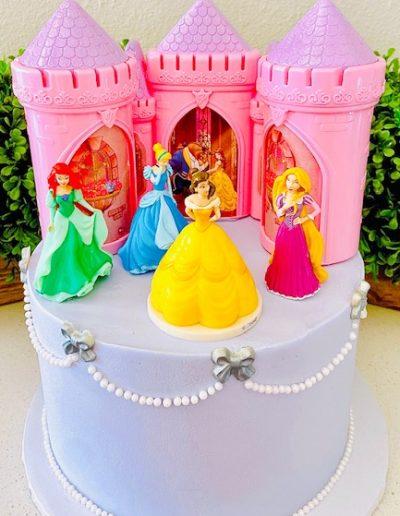 Princess Character Cake Collection