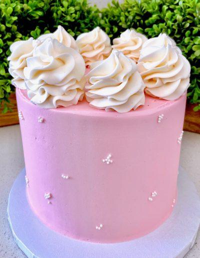 Signature Swirl Cakes